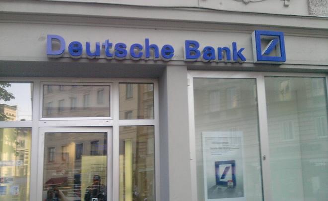Deutsche Bank выплатит североамериканским властям $7,2 млрд штрафа