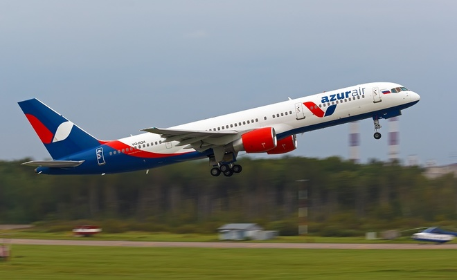 Azur Air предложит туристам изрегионов рейсы наГоа