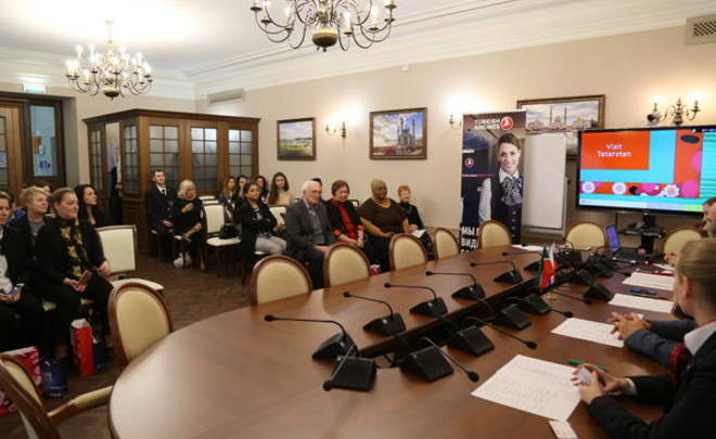 Туроператорам США вКазани презентовали туристический потенциал Татарстана