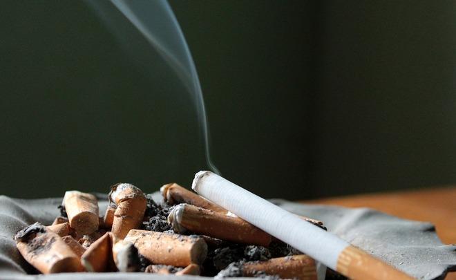 Совет Федерации предложил запретить курение уподъездов