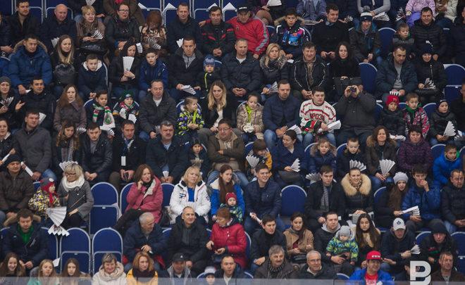 Казань может принять матчи хоккейного Еврочелленджа сучастием сборной РФ
