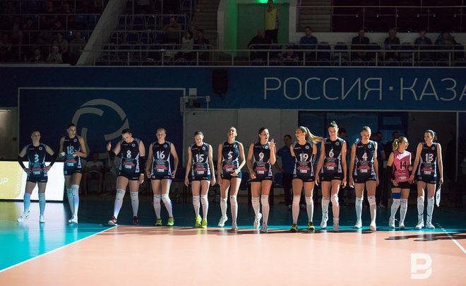 Волейболистки московского «Динамо» 2-ой раз подряд стали чемпионками РФ