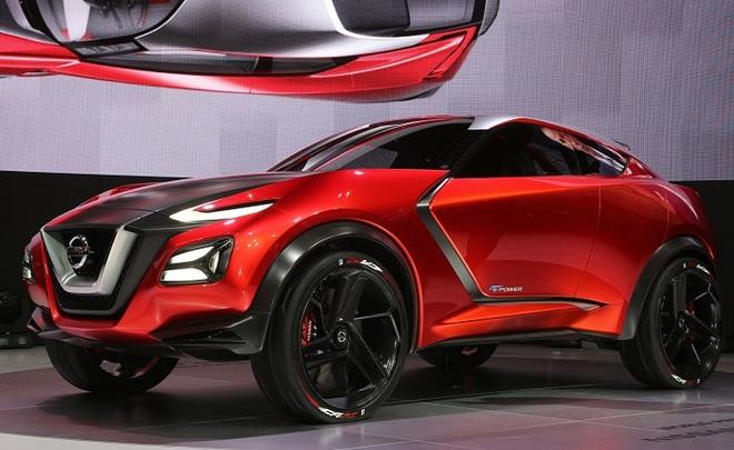 Ниссан покажет вТокио модель Juke обновленного поколения