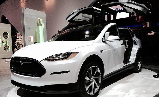 Продажи электромобилей Tesla в РФ увеличились на92%