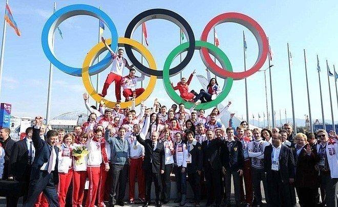 В РФ покажут зимние Олимпийские игры вПхенчхане