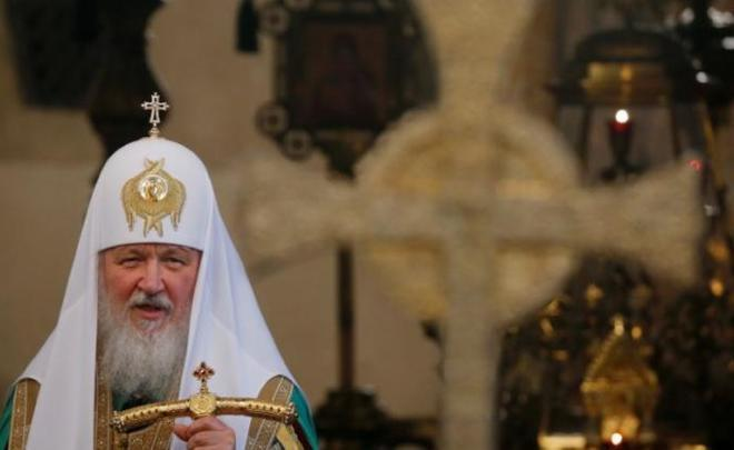 Патриарх Кирилл: Христос сточки зрения обывателей— неудачник