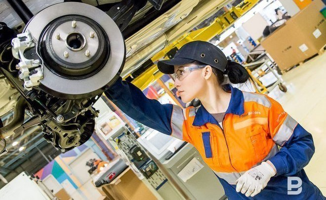 ВТатарстане утвердили список нужных  профессий до 2025г