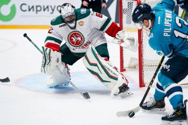 """Билялов о первой игре после травмы: """"Вышел на лед уверенным в себе"""""""