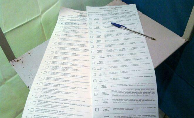 ЦИК планирует отказаться от бумажных бюллетеней при голосовании