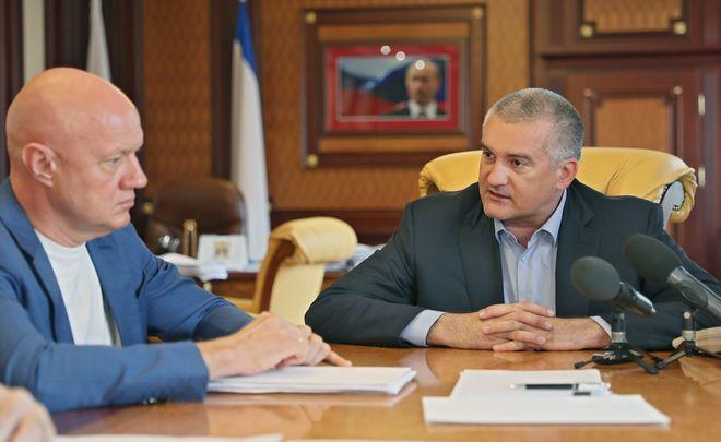 ВЯлте увольняются главный архитектор инесколько заместителей главы города