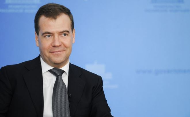 Выплата в5 тыс. руб. сопоставима синдексацией пенсий— Медведев