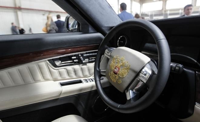 Лимузин проекта «Кортеж» получит 850-сильный мотор