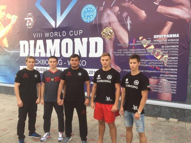 Кикбоксеры изВолгоградской области выиграли 14 наград интернационального турнира «World Cup Diamond»