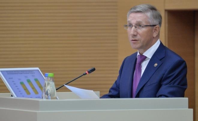 Доходная часть бюджета Татарстана в2015 году составила 227,5 млрд руб.