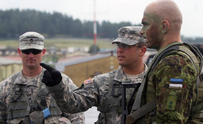 Москва пообещала ответить наразмещение батальонов НАТО вПольше иПрибалтике