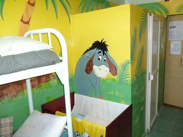 Втатарстанском СИЗО открыли комнату матери иребенка