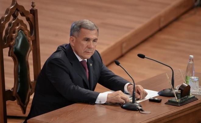 Рустам Минниханов призвал здешние службы сражаться синформационными атаками против банков