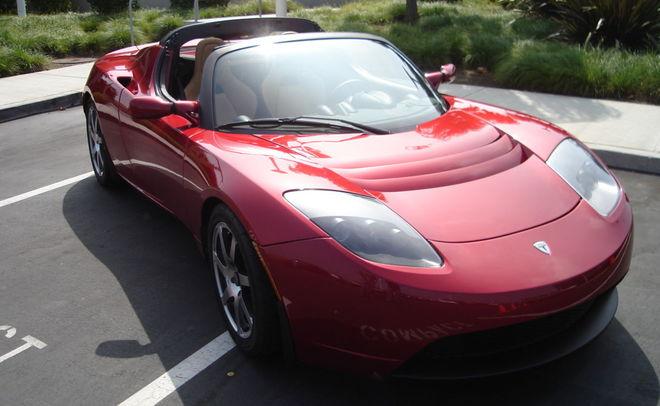 Tesla рассматривает возможность открытия представительства компании в РФ