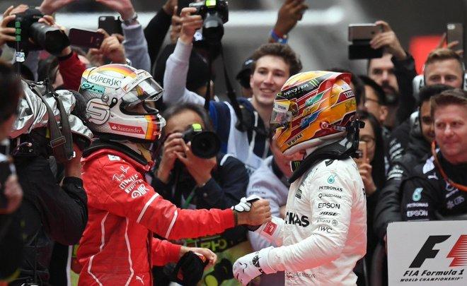 Феттель одержал победу  Гран-при Бахрейна, Квят— 12-й