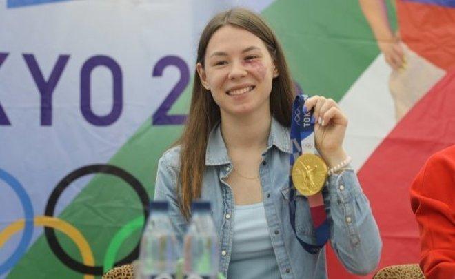 Марта Мартьянова удостоена звания «Почетный гражданин Казани» — Реальное  время