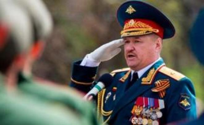Боевики убили вСирии русского генерала-лейтенанта