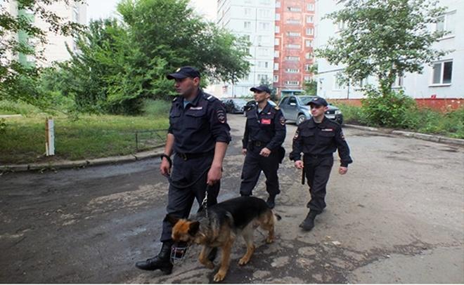 Полицейские Башкирии помогли задержать преступников, напавших наавтобус всоседнем регионе