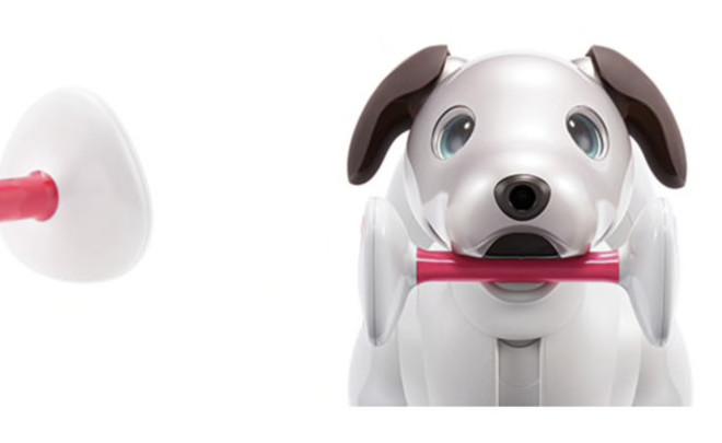 Сони сообщила оначале продаж новой версии робота-собаки