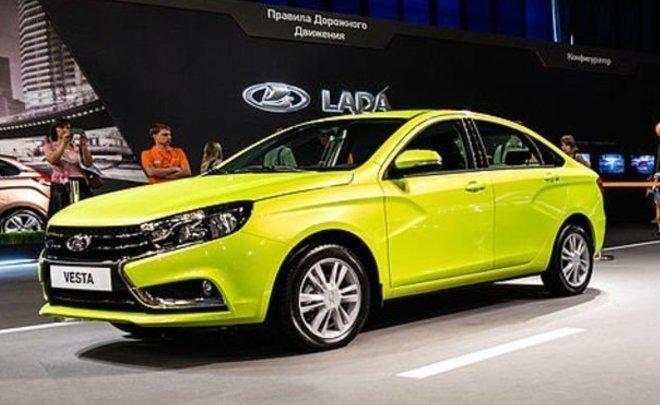 Продажи новых авто в РФ возросли вначале года на31%