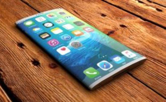 Появилась информация оiPhone 8