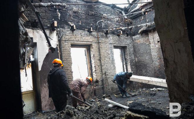 Виновники пожара наулице Пушкина вКазани выплатят 22,5 млн руб.