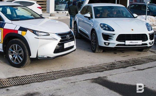 Продажи новых авто  вБашкирии достигли практически  12 тыс.  штук