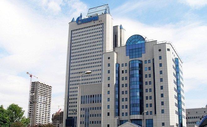 «Газпром» допускает возможность разделения компании