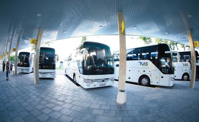 Узбекистан запустит автобусы в Уфу и Самару