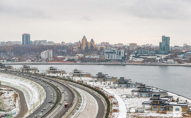 Екатеринбург вошёл впятёрку городов РФ ссамым высоким инновационным потенциалом