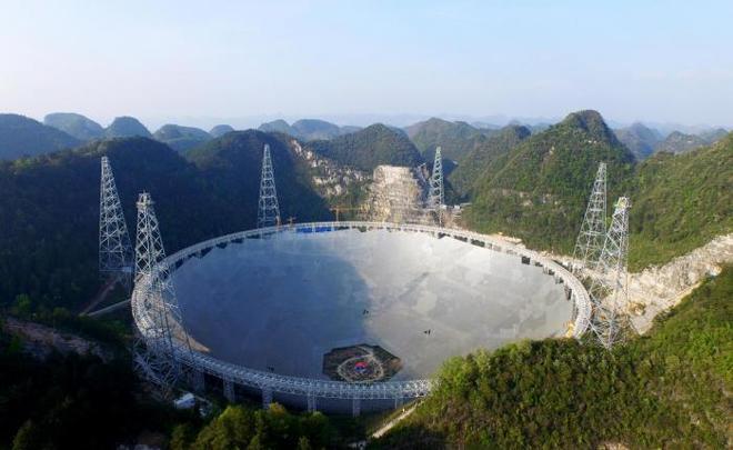 Телескопом FAST нашел два новых пульсара— специалисты