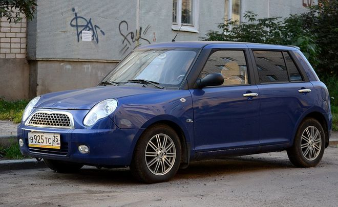 На рынке автомобилей Украины возобновились продажи Лада Granta