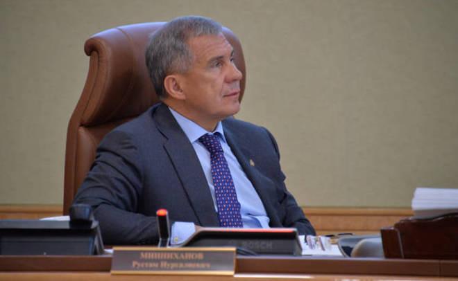 Рустам Минниханов встретился собманутыми дольщиками «Фона» и«Свея»