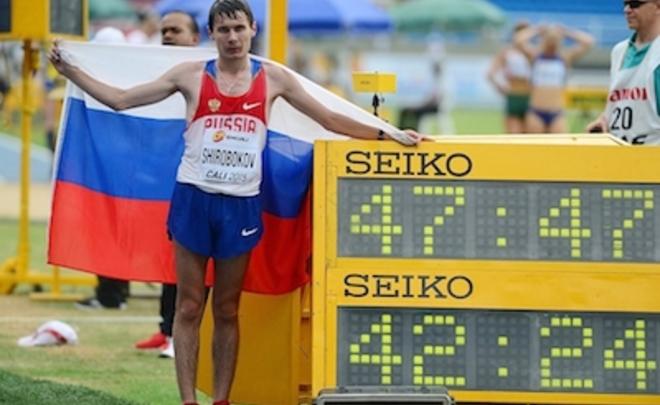 Сергей Шубенков выступит начетырех этапах «Бриллиантовой лиги», Мария Кучина— на 3-х
