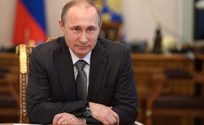 Путин предупредил корреспондентов кремлевского пула опрослушке североамериканскими спецслужбами