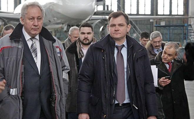 Андрей Клепач невошел всовет начальников «Объединенной авиастроительной корпорации».