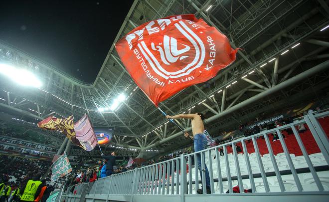 «Рубин» одержал первую победу вновом сезоне РФПЛ