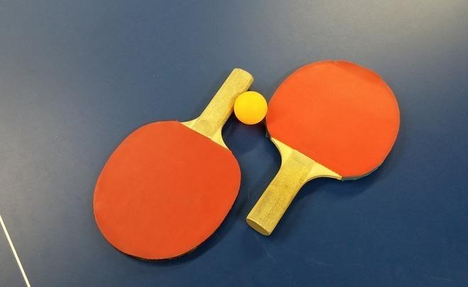 Сборная Нижегородской области заняла 2-ое место начемпионате РФ понастольному теннису