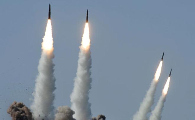 В Российской Федерации разработали систему, имитирующую групповой ракетный удар