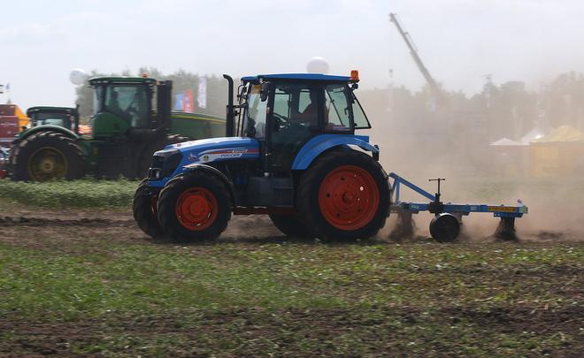 К 2019 30% русских сельхозпредприятий снабдят дронам иинтернетом вещей