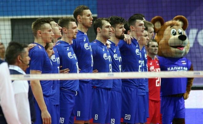 Франция обыграла США, одержав шестую победу подряд вМировой лиге