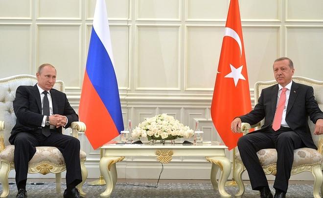 «Турецкий поток» совсем скоро начнет реализовываться— Путин