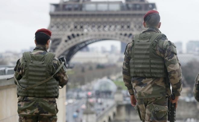 Французская контрразведка предупредила оготовящихся атакахИГ воФранции— AFP