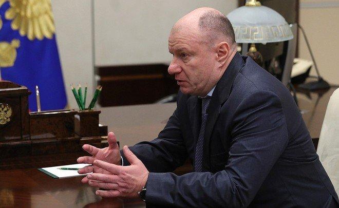 Песков оситуации вокруг «Норникеля»: Кремль неможет мешаться вотношения совладельцев