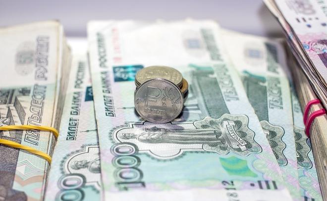 Официальный курс доллара упал до58,71 рубля