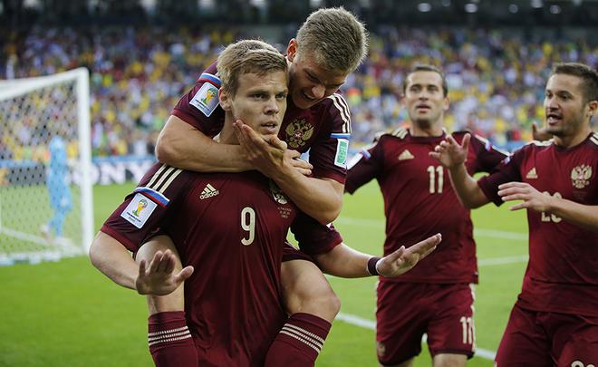 Игроков сборной РФ проверят надопинг